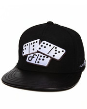 Men - Domino Strapback Hat