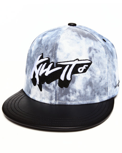 Buyers Picks Men Kill It Strapback Hat Navy - $9.99