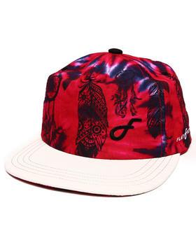 Buyers Picks - Purple Eagle Moon Sublimated Snapback Hat