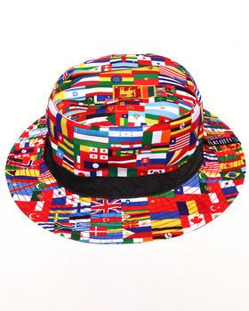 Buyers Picks - World Class Multi Bucket Hat