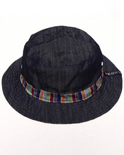 Men - Stripe Pop Bucket