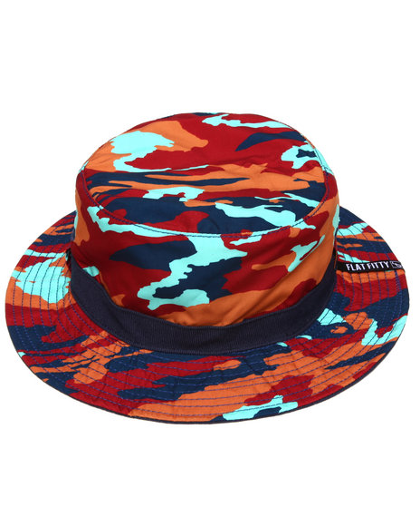 Buyers Picks Men Seer Bucket Hat Navy Large/X-Large - $14.99