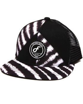 Buyers Picks - Zebra Split Snapback Hat
