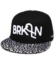 Buyers Picks - B R K L N - Phant Snapback Cap