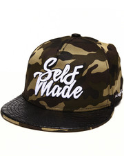 Men - Self Made Snapback Hat