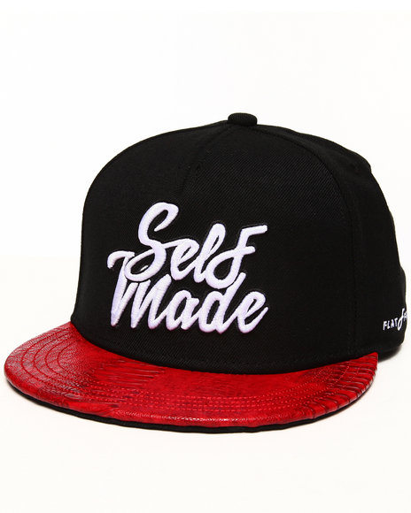 Buyers Picks - Self Made Snapback Hat
