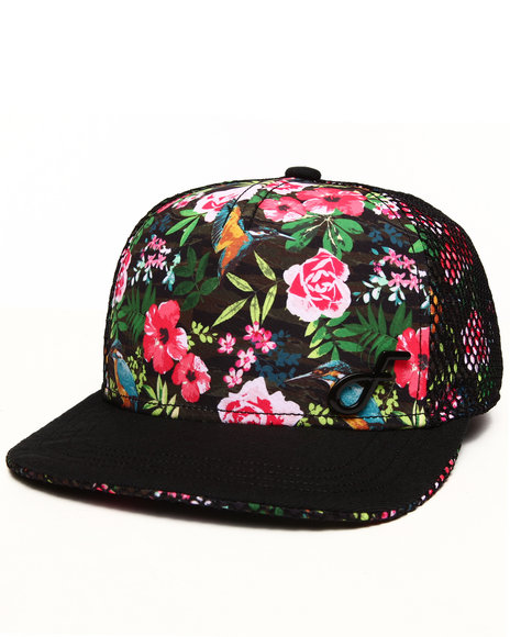 Buyers Picks Men The Island Snapback Hat Pink