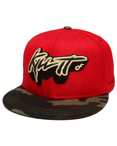 Buyers Picks Men Kill It Snapback Hat Red - $17.99