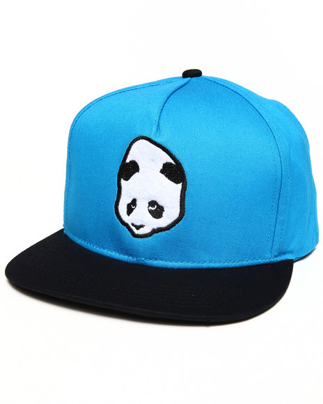 Enjoi All Nighter Snapback Cap Blue
