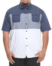 Enyce - Malibu S/S Button-Down (B&T)