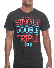 Buyers Picks - SINGLE DOUBLE TRIPLE TEE