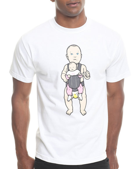 Odd Future Apparel White Big Baby Tee