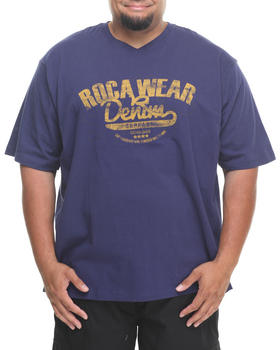 Rocawear - Denim Co Tee (B&T)