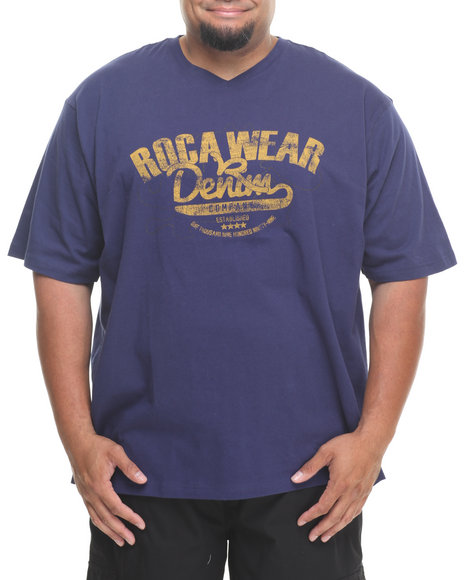 Rocawear Navy T-Shirts