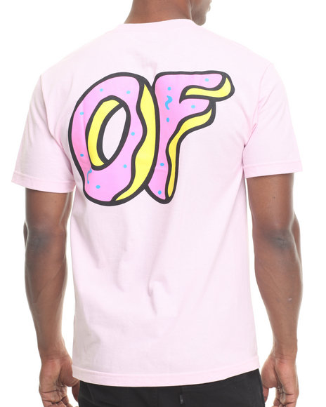 Odd Future Apparel Pink Odd Future Donut Tee
