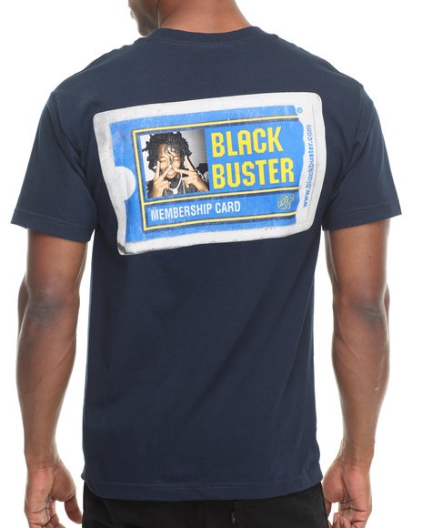 Odd Future Apparel Navy Mike G Black Buster Tee