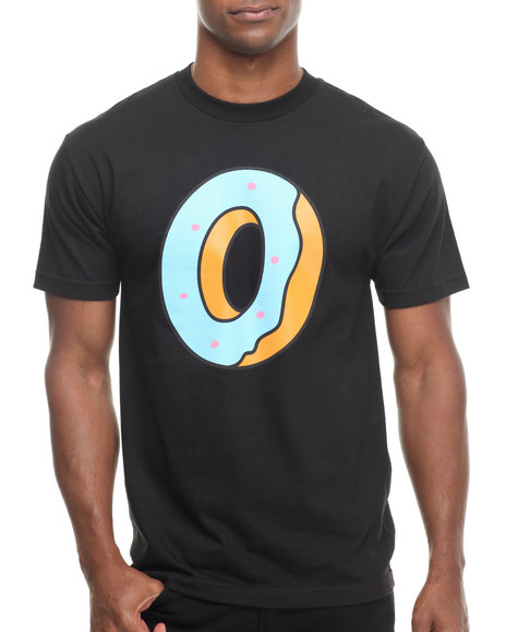 Odd Future Apparel Black Single Donut Tee