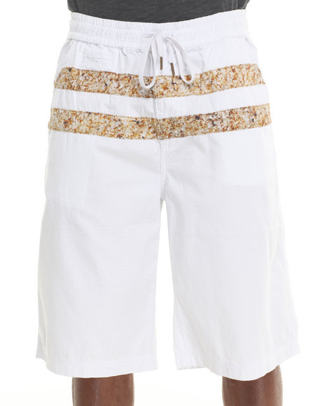 Parish White Sea Jogger Short