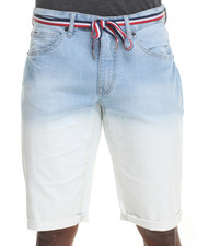 Shorts - Dip Dye Denim Short