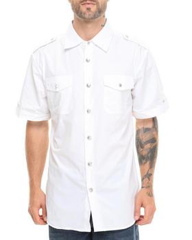 Basic Essentials - Military Short Sleeve Shirt