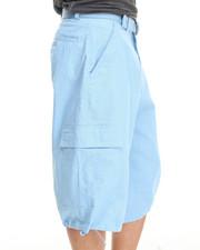 Basic Essentials - Linen Shorts