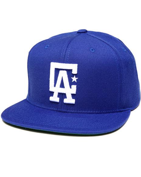 Clsc Men C L A Snapback Cap Blue