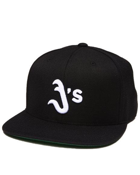 Clsc Smokeland Snapback Cap Black