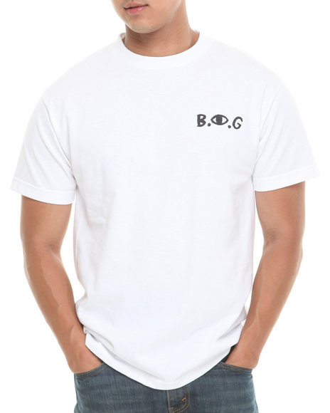 Clsc - Men White Juicy Tee - $28.00