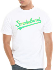 Holiday Shop - Men - Smokeland Tee