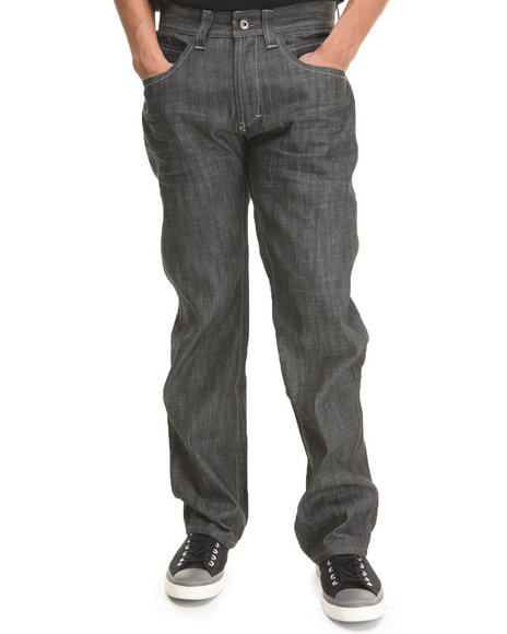 A Tiziano Grey Rudy-Str Fit Jeans