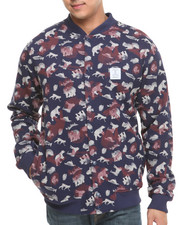 WESC - ANIMALS AOP JACKET