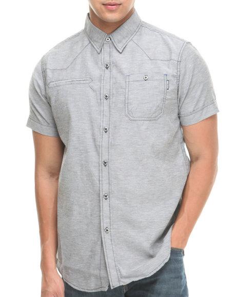 MO7 - Multi Color Chambray Button down shirt