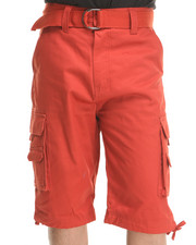 MO7 - Mo7 Belted Cargo Shorts
