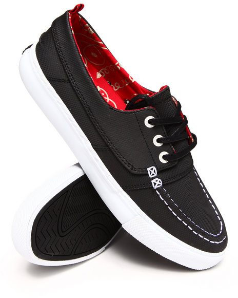 Diamond Supply Co Black Yacht Club Black Tech Tuff Sneakers