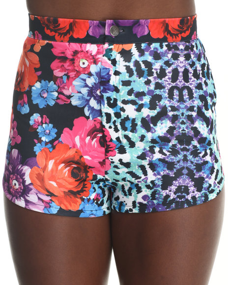 MINKPINK - Season of Illusions Short Shorts