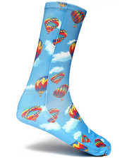 Men - Hot Air Balloon Sublimation Socks