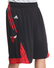 Adidas - CHICAGO BULLS PRE-GAME SHORTS