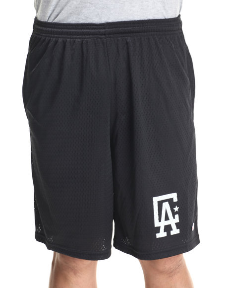CLSC Black C L A Basketball Shorts