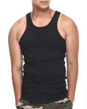 Basic Essentials - Ribbed Tank Top
