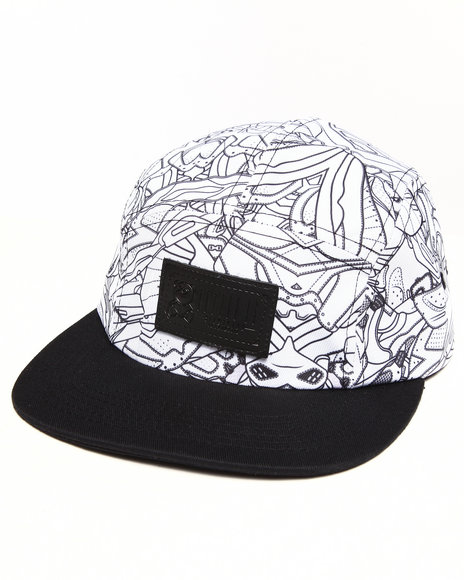 Entree His Airness 5 Panel White