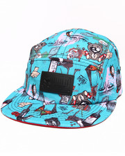 Entree - The Gates 5 Panel