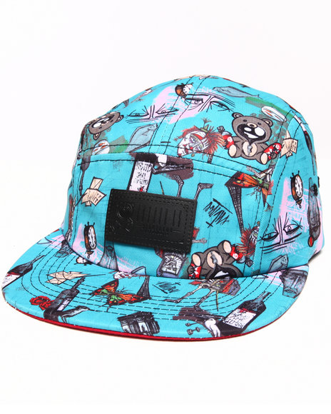 Entree The Gates 5 Panel Blue