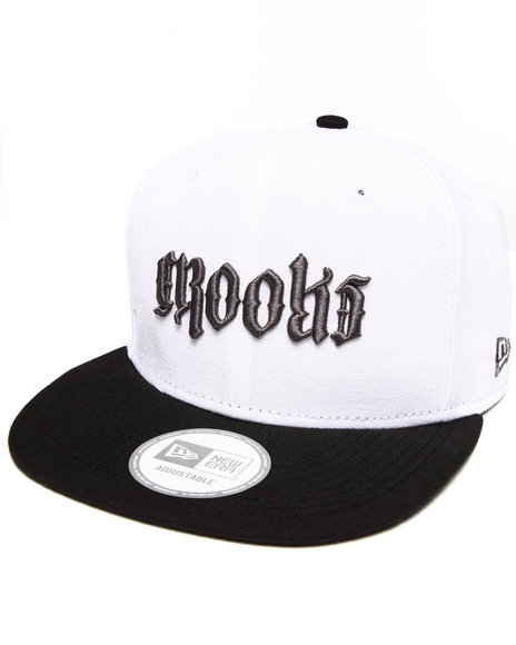 Crooks & Castles White Strapback