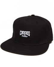 Crooks & Castles - Core Logo Strapback