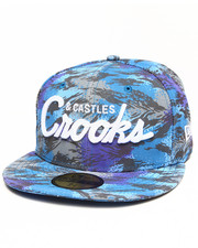Men - Team Crooks Fiited Cap