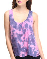 Basic Essentials - TYE DYE TANK