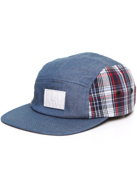 DJP OUTLET - Play Cloths Scott 5-Panel Cap