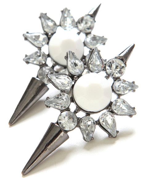 8 Other Reasons Women Loaded Earrings Silver