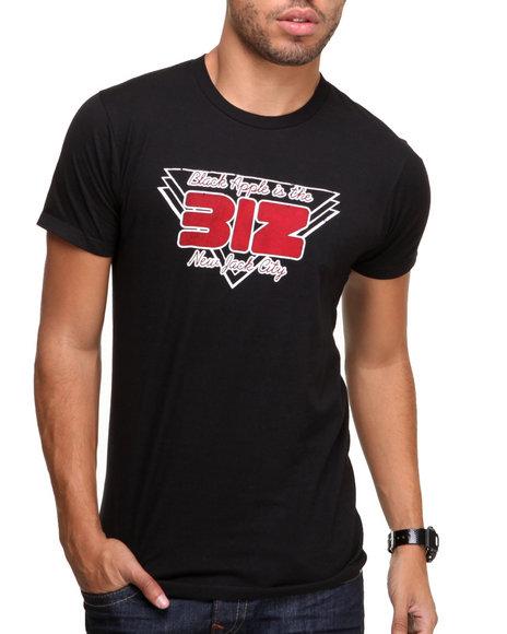 Black Apple Black T-Shirts