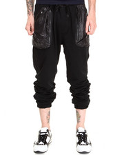 Black Apple - Varick Sweats w / PU Pckts